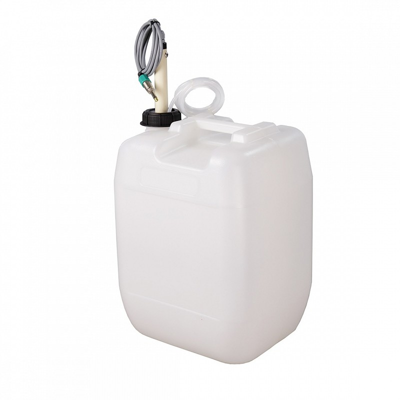 compound level sensor with compound tank (20 liters)