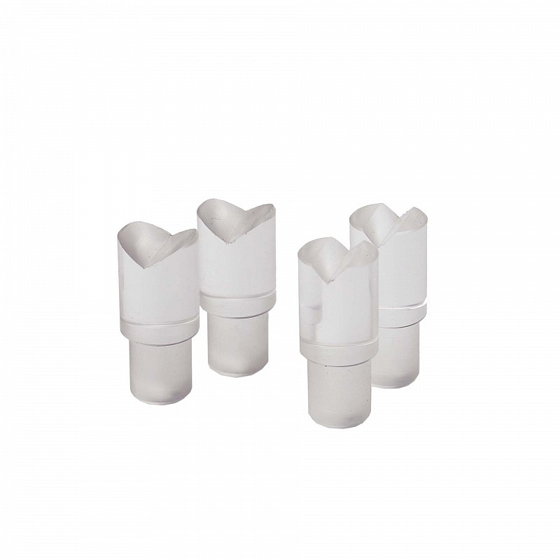 plexi centers for cylinders WK1 - small (4-8 mm)